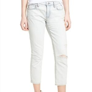 Current Eeliot the cropped straight Jeans